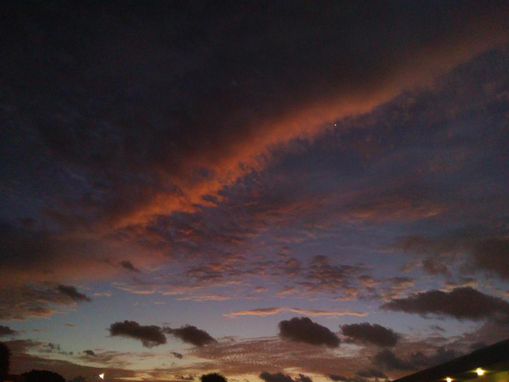 Unusual Sky 1 by Zhaanman