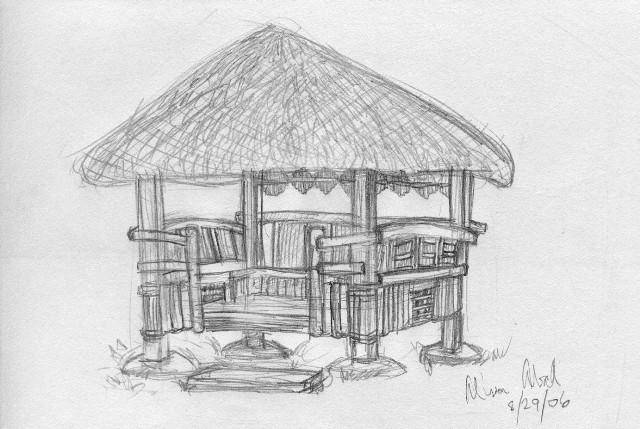 Bahay Kubo By Vivibrato On Deviantart