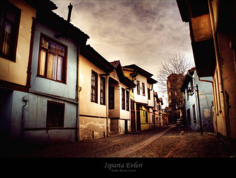 The Houses of Isparta