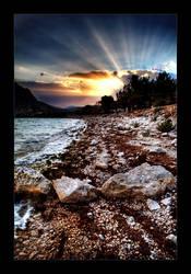 Egirdir Sunset by mutos
