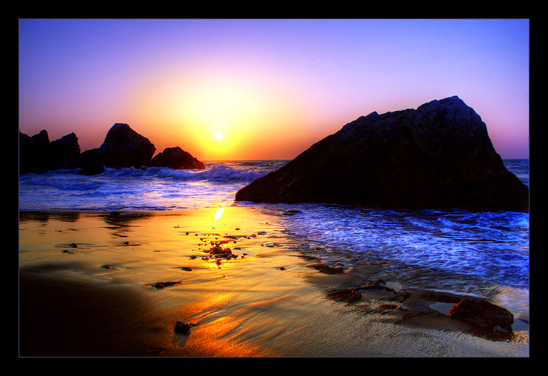 Inkumu Sunset VI by mutos