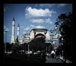 Hagia Sophia IV by mutos