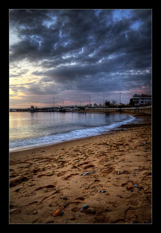 Caddebostan Sunset II by mutos