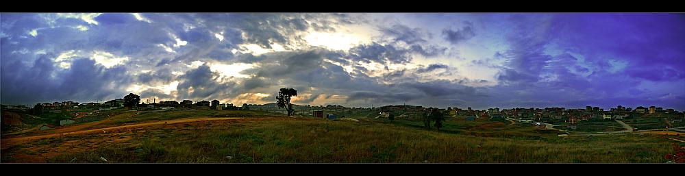 Early Morning in Cayirova by mutos