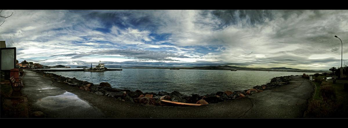 Buyukada Panorama 2 by mutos