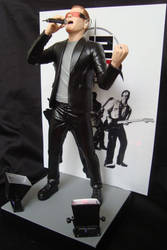Bono Vox U2 1/6 statue Ver. 2