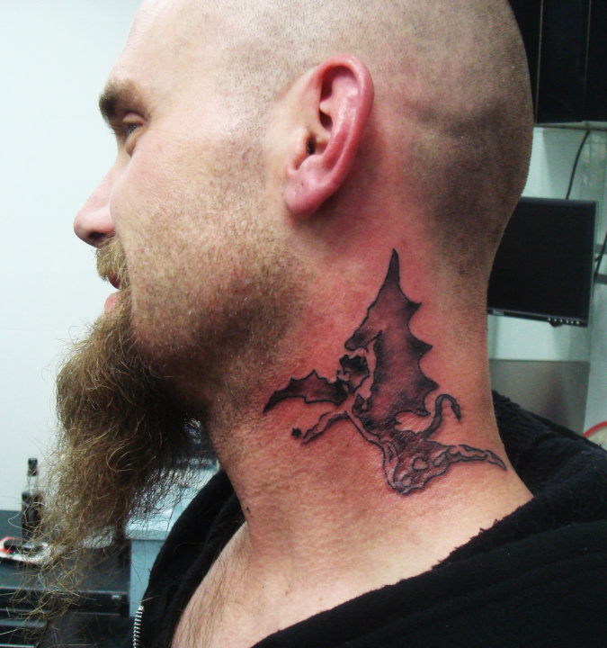 Nick oliveri tat by lazbathory on deviantart for Queens of the stone age tattoo