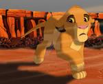 Run...Runaway Simba and never return