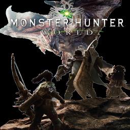 Monster Hunter World Icon By Notoriousami On Deviantart
