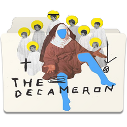 The Decameron Folder Icon by Notoriousami