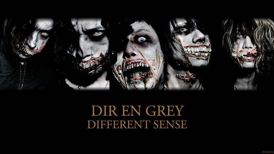 Dir En Grey Different Sense By Jogur On Deviantart