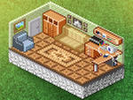 Pixel room by Ampeross