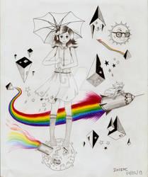 Imaginacion by Daviinc