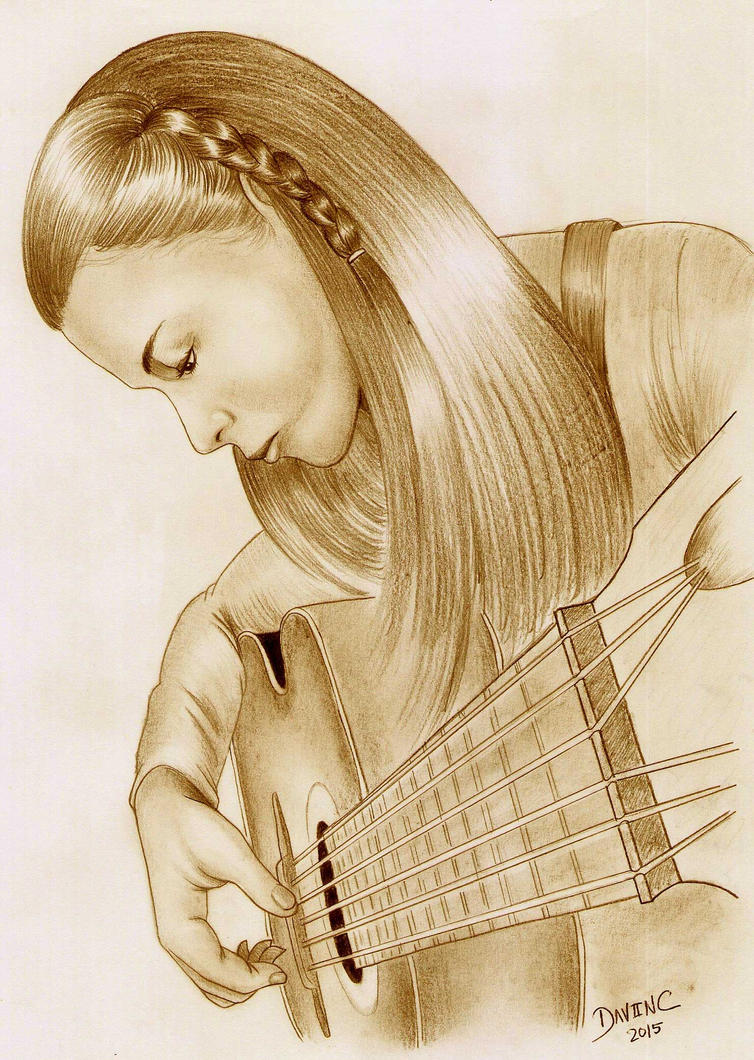 Ruth by Daviinc