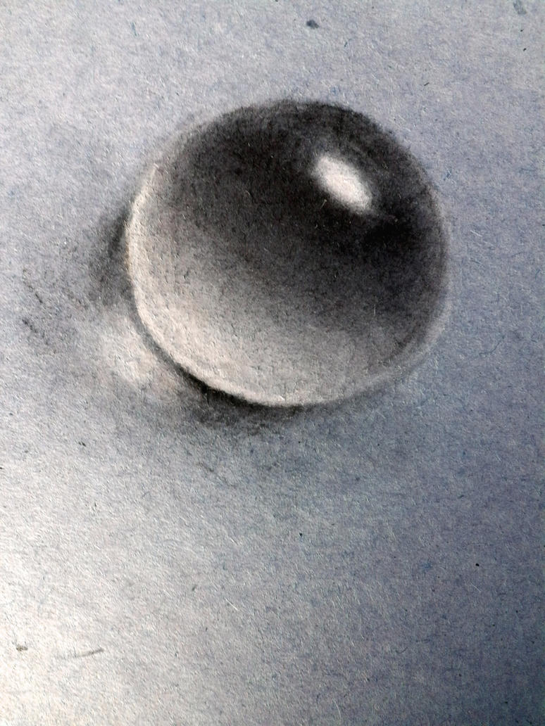 Water Droplet Drawing by Farrenstar12 on DeviantArt