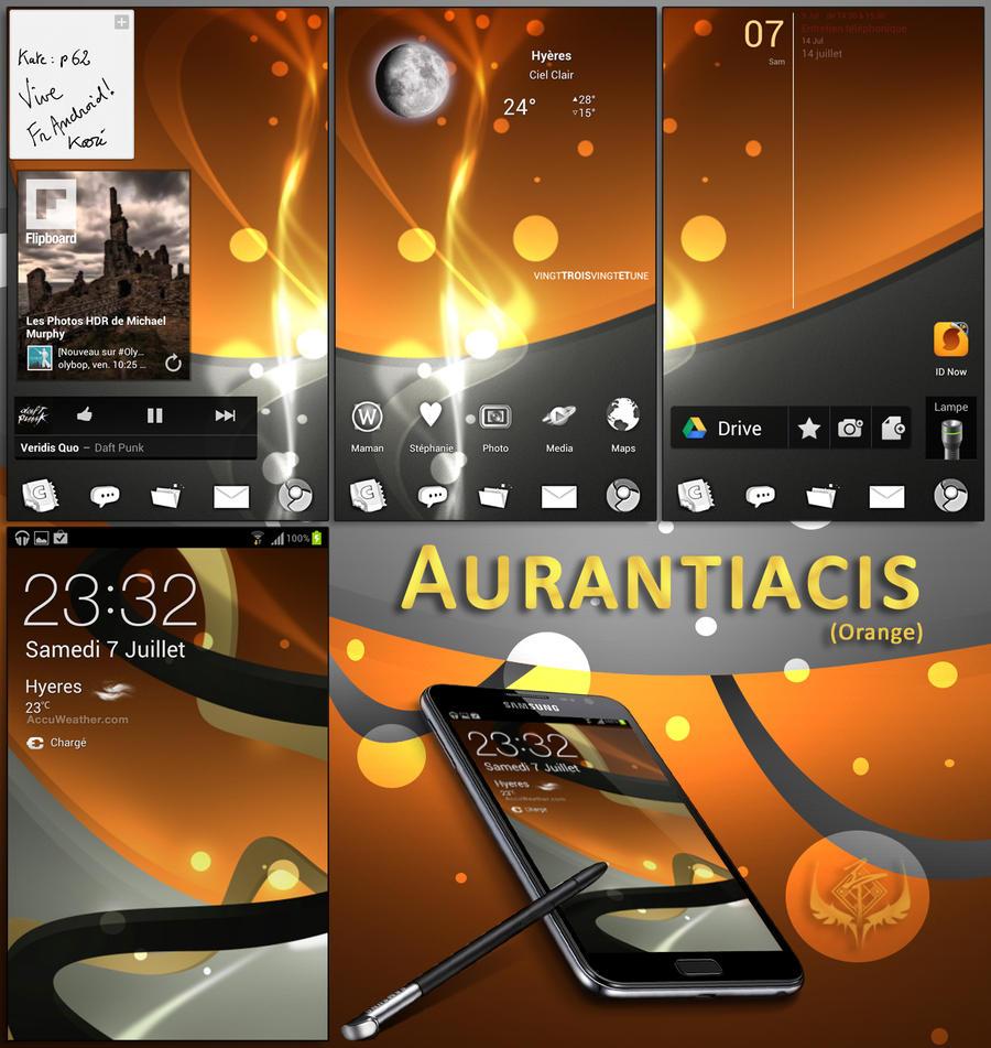 Aurantiacis by Koori-jmc