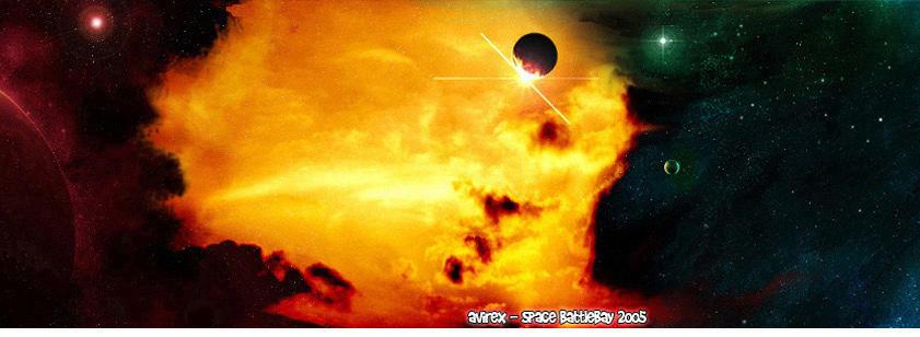 SpaceBattleBay - 2nd March 06 by avireX