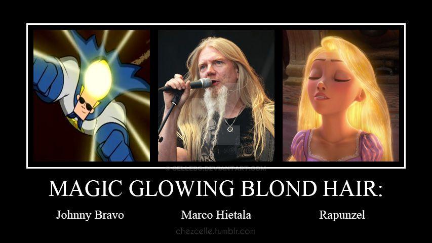 Meme Marco Hietala Hair By Cellebg On DeviantArt