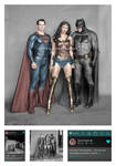 TRINITY in colors - Batman v Superman