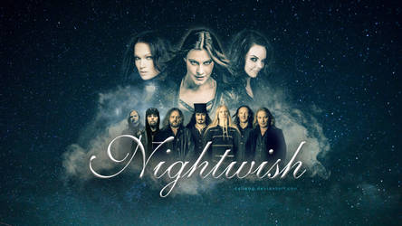 My Homage to Nightwish wallpaper by cellebg