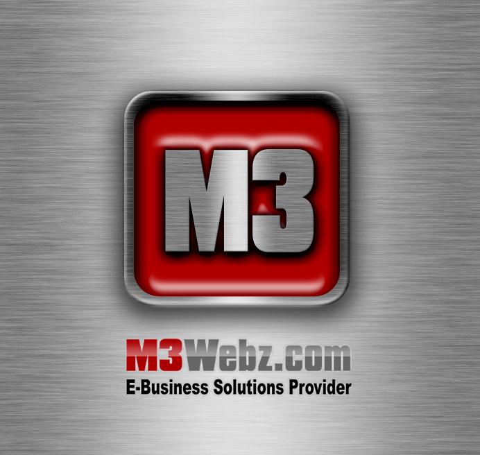 Company Logo by M3webz