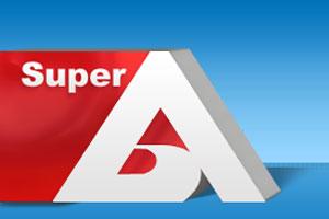 Super A logo 'redesign' by M3webz
