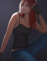 Phoenix by lildebbie