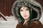 Red Snow by lildebbie