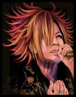 Ruki - Enchanting Star by MSilenceART