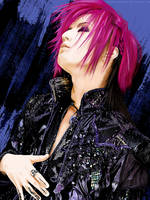 Kaoru for thewarriortaco by MSilenceART