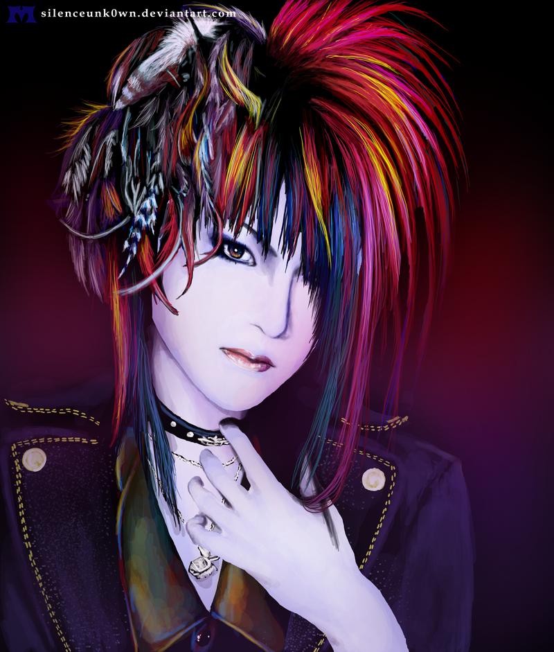 Aki by MSilenceART