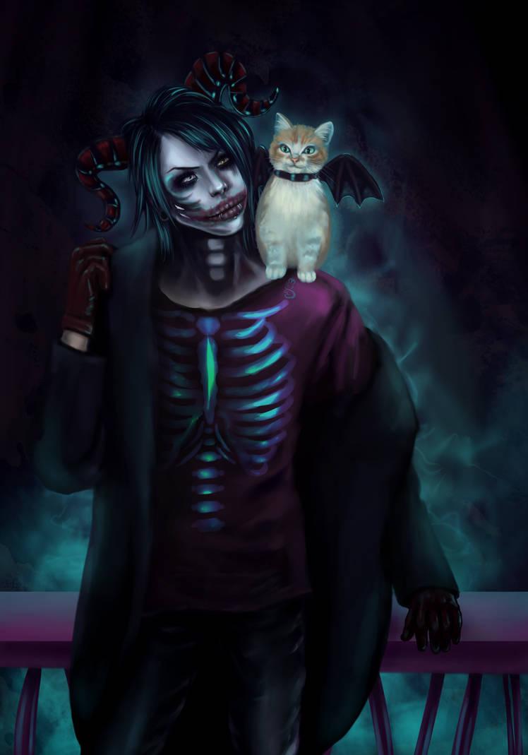 Aidyn Demon and Vesta