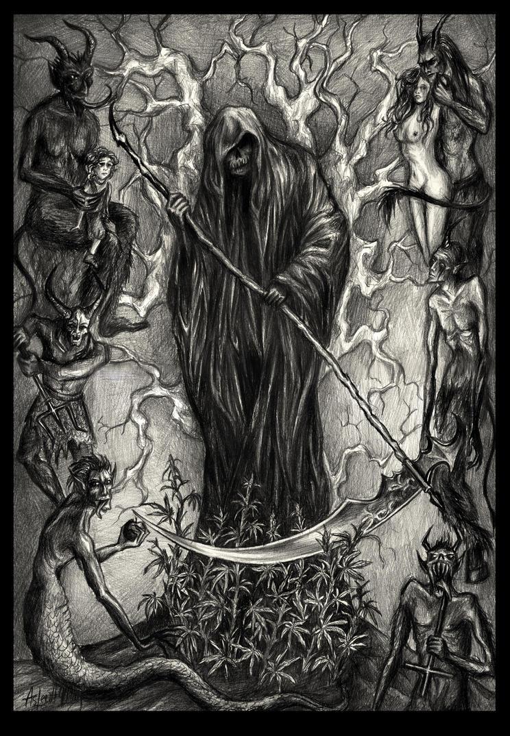 Death by Asteri-A