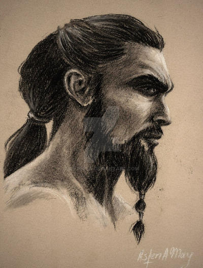 Khal Drogo by Asteri-A