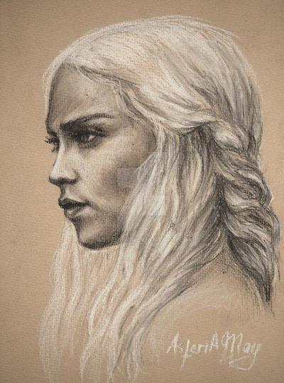 Daenerys by Asteri-A