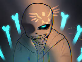 Sans by chassis15