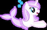 Lilac Blossom Mermaid