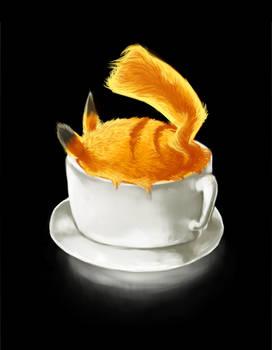 Orange Pekoechu