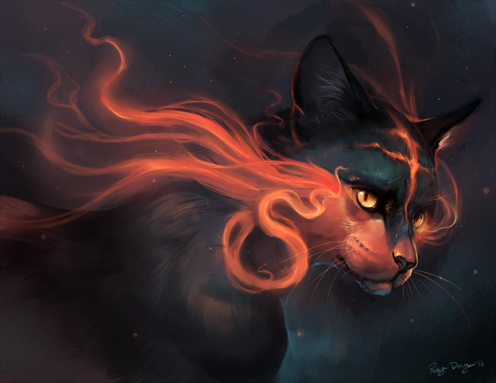 Pyro by rajewel