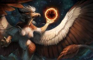 Solar Eclipse by rajewel