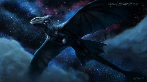Flight of the Night fury