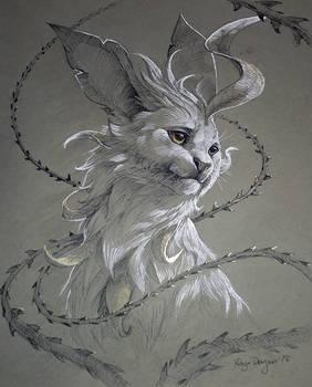Inktober - Thorns