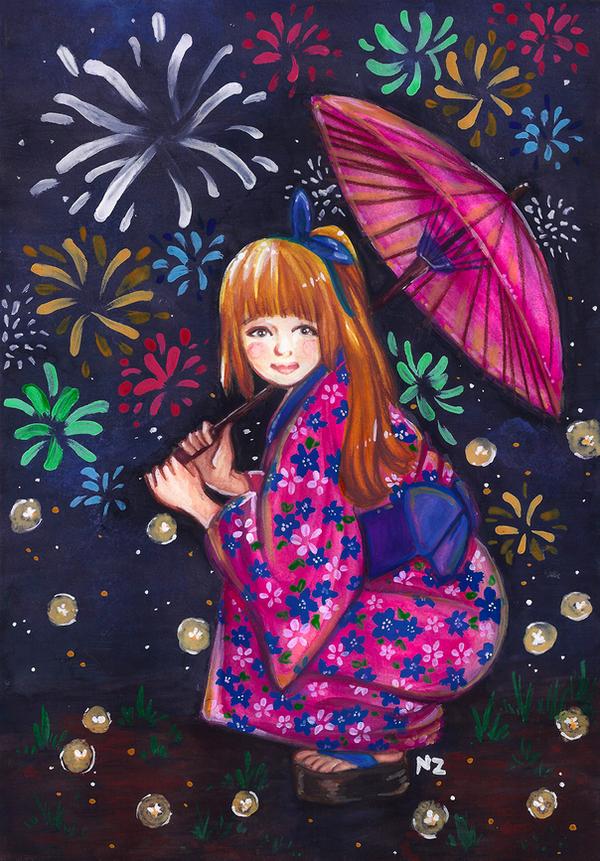 Festival by Natzyr