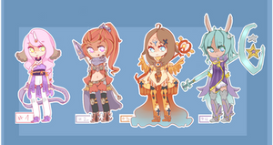 Adoptable batch 004 (Auction) - CLOSED