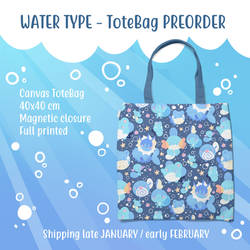 Poke Totebag - PREORDER