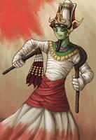 Osiris by HoZhuangShi