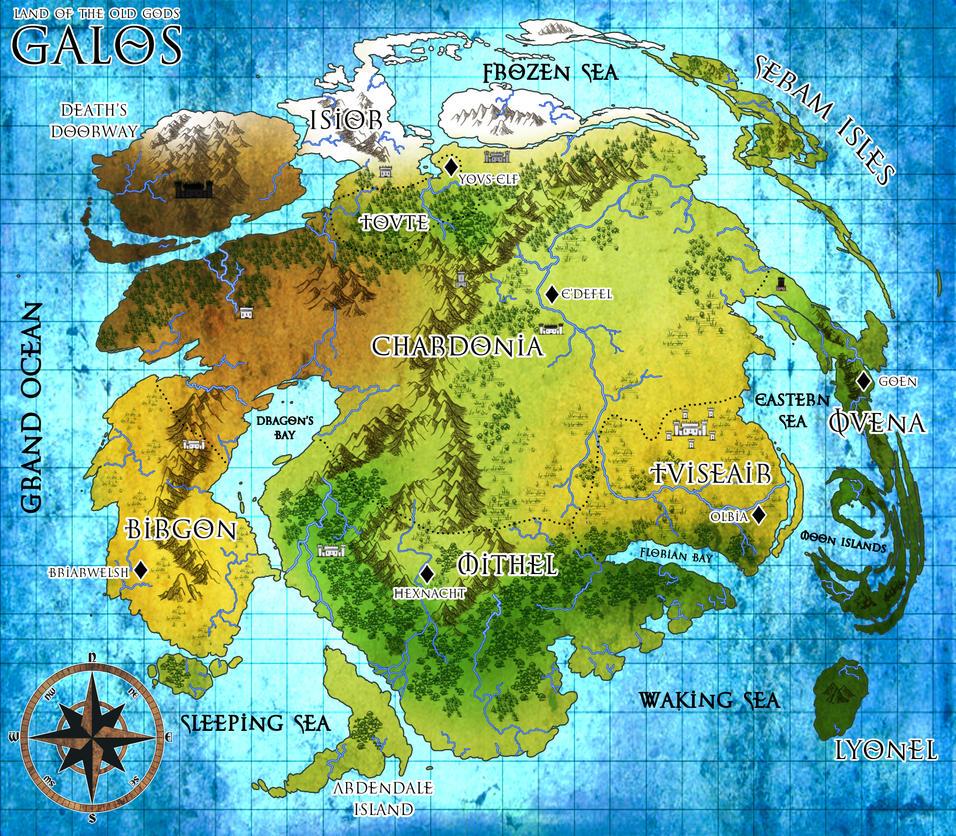 Galos Map by HACHI-HANA