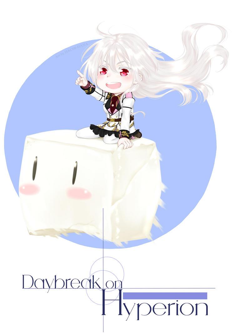 Tofu Traveller by HACHI-HANA
