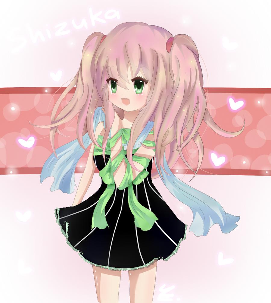 Shizuka by Hokkyokuu