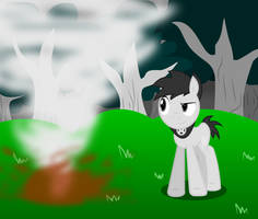 Me With Tornado by GrayTyphoon
